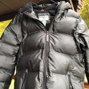 Champion 9 puffer jacket size L 12/14